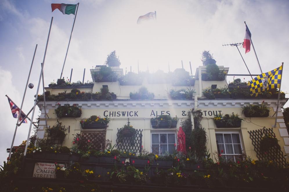 The Churchill Arms, 119 Kensington Church Street, London, W8 7LN